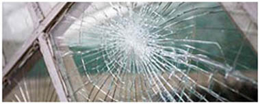 Ware Smashed Glass